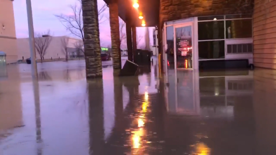 Flooding in Fort McMurray