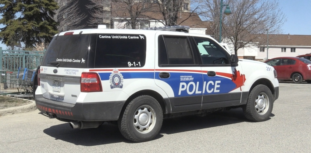 Greater Sudbury Police Service Canine Unit