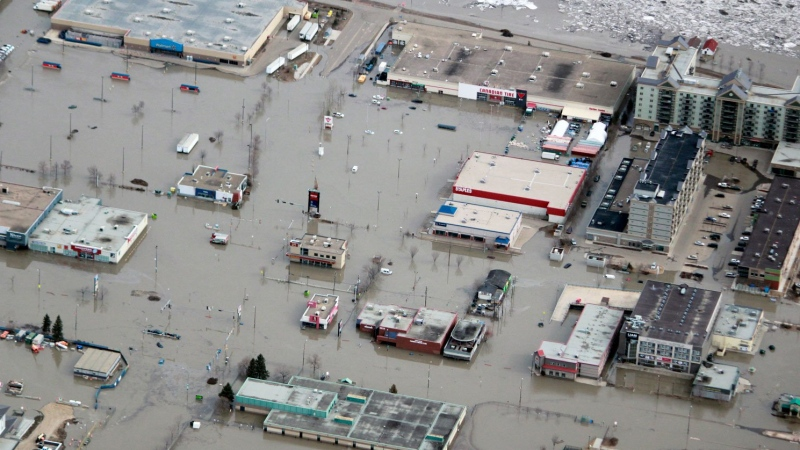 Mount Pearl Man Describes Evacuating Fort McMurray Home Due to Severe Flooding