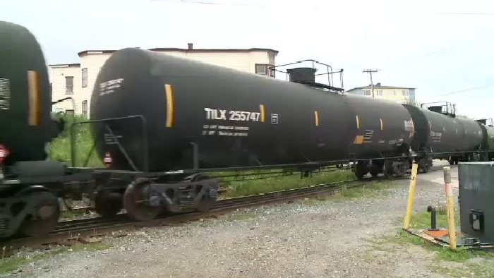 For years, rail cars carrying cheaper oil from Western Canada and the U.S. have been a regular feature on the tracks heading into Saint John.