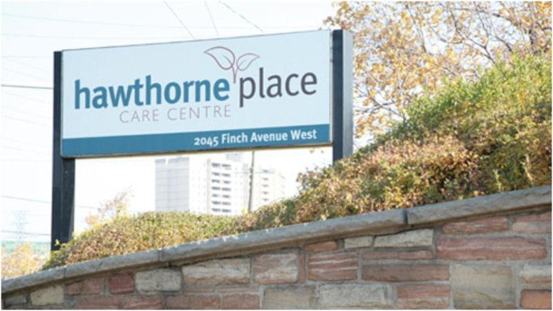 (Hawthorne Place Care Centre)