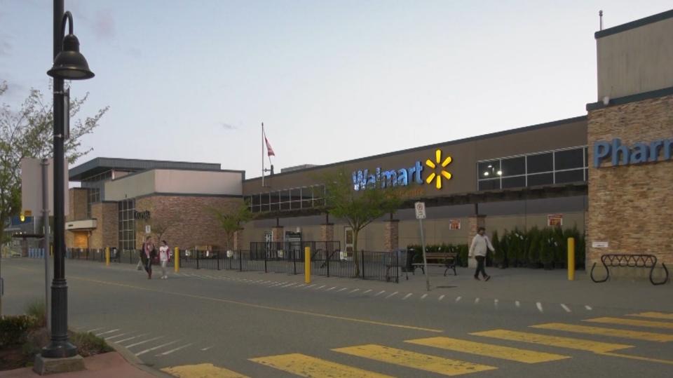 Surrey Walmart