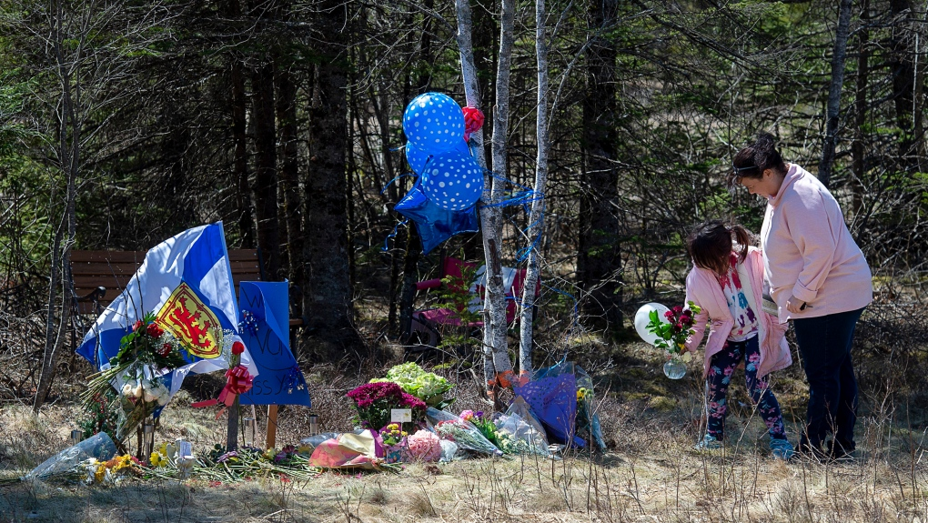 Nova Scotia Shooting