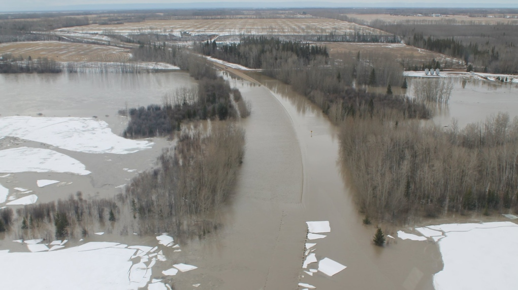 Fort Vermilion flooding