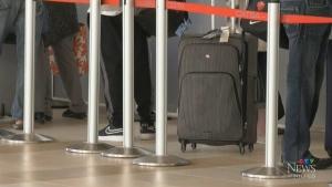 Travel nosedives at Winnipeg Airport