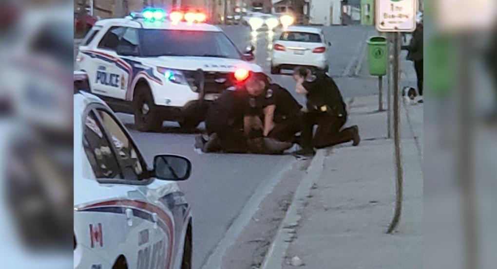 London Police Arrest