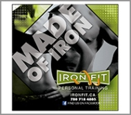 Iron Fit Personal Training