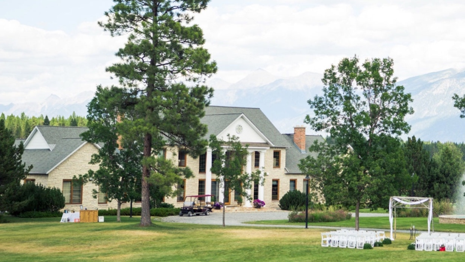 "Staff at the venue tell CTV News a ""variety of options are being explored for each client"" whose event has been affected by COVID-19. Friday, Cherry Creek Estates announced they're refunding deposits for everyone who booked weddings from July to September. (Cherry Creek Estates)"