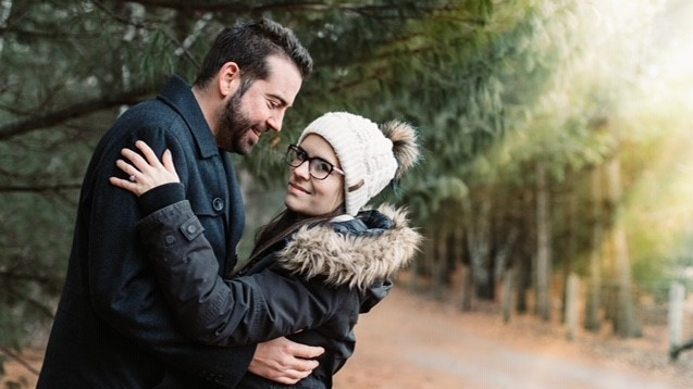 Ottawa's Lindsey Vergette and Darsey O'Hara will attempt to get married on Saturday, May 9 for a fourth time. (Photo courtesy Lindsey Vergette and Darsey O'Hara)