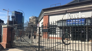 Restaurant patios will be allowed to open in Manitoba on May 4, 2020. (Source: Melissa Hansen/ CTV News Winnipeg)