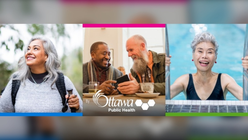 "Ottawa Public Health's new ""Aging Well in Ottawa"" page will give seniors the chance to connect with a public health nurse and each other online. (Photo: Ottawa Public Health)"
