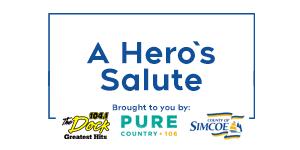 Hero's Salute