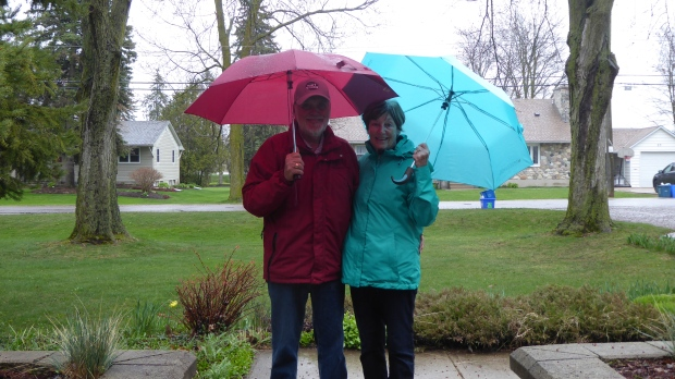 Don and Barb Freeman, St. Jacobs