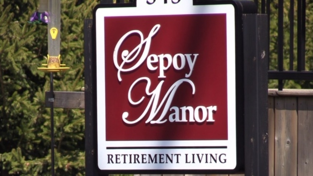 Sepoy Manor Retirement Living Home in Lucknow Ont. (Scott Miller/CTV London)