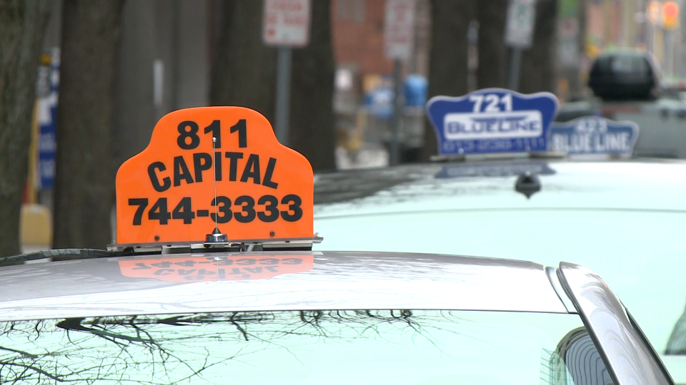 Ottawa taxis