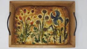 Garden of Eatin' Focaccia (Crystal Parsons)
