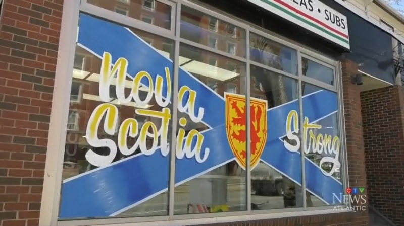 'Nova Scotia Strong' has become a powerful unifying message.