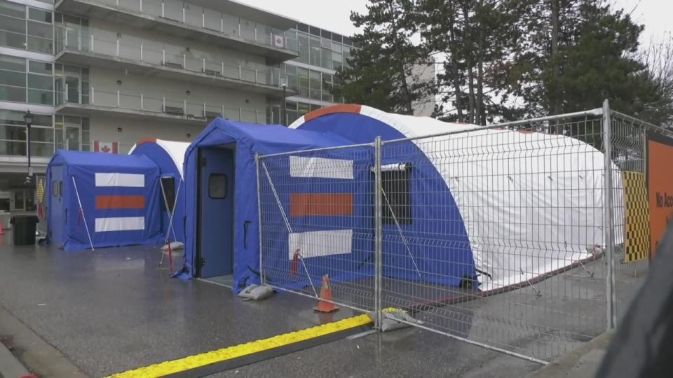 Southlake tents