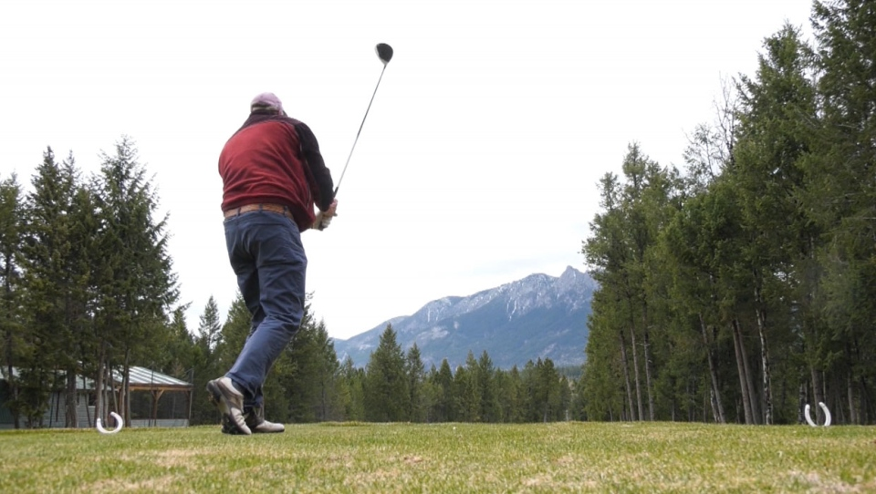 Golfers in Alberta could head out to the course as early as this weekend, Premier Jason Kenney said Thursday.
