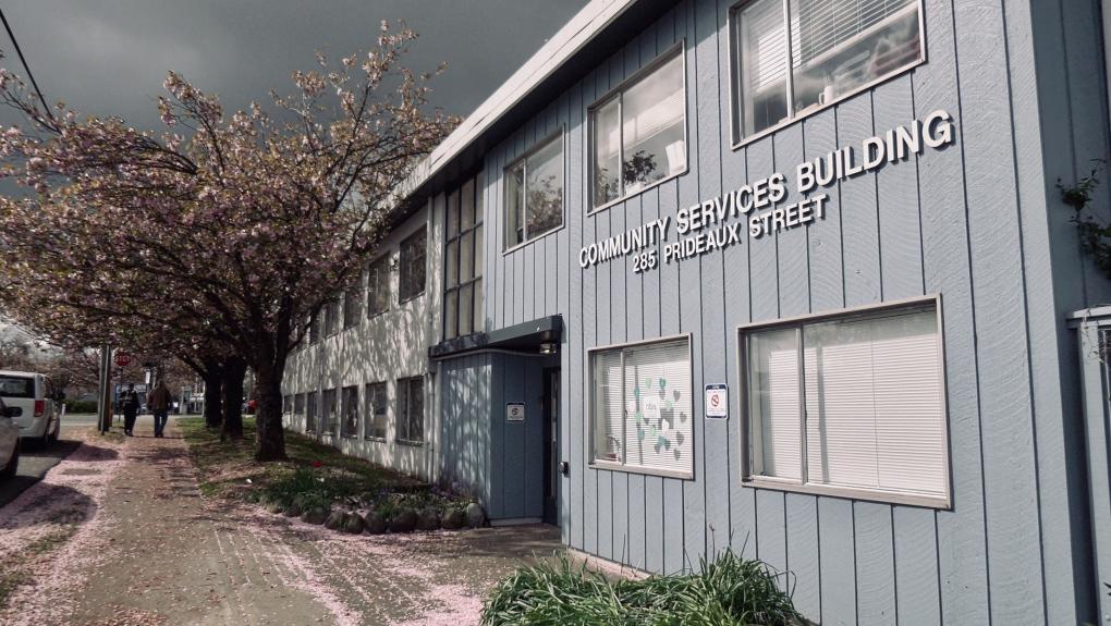 Nanaimo shelter
