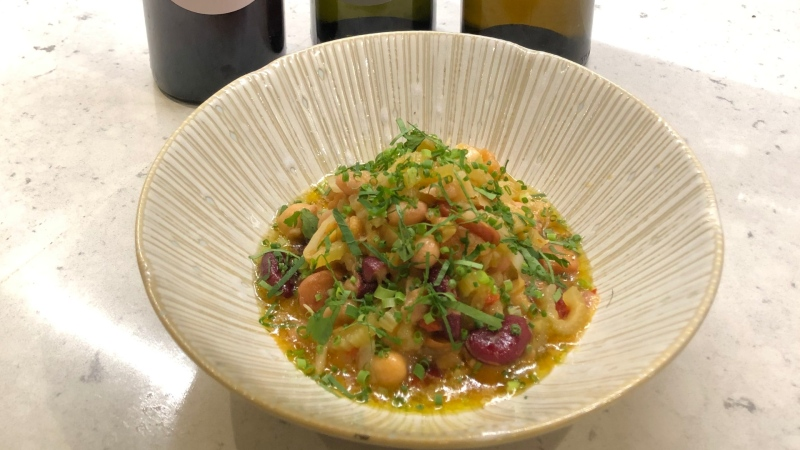 Chef Phil Scarfone of Vancouver's Osteria Savio Volpe shares this simple, delicious recipe that can be made with ingredients found in most pantries during the COVID-19 pandemic.