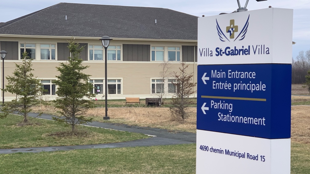 St. Gabriel Villa long-term care home