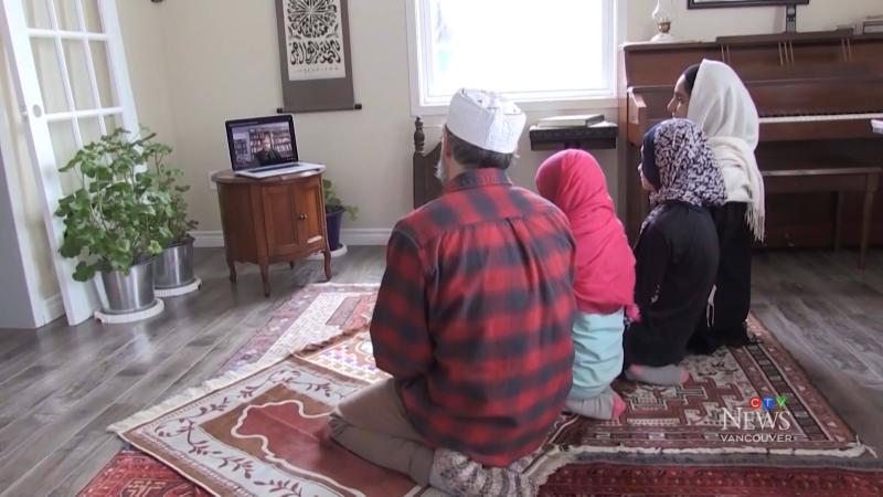 Virtual Ramadan celebrations