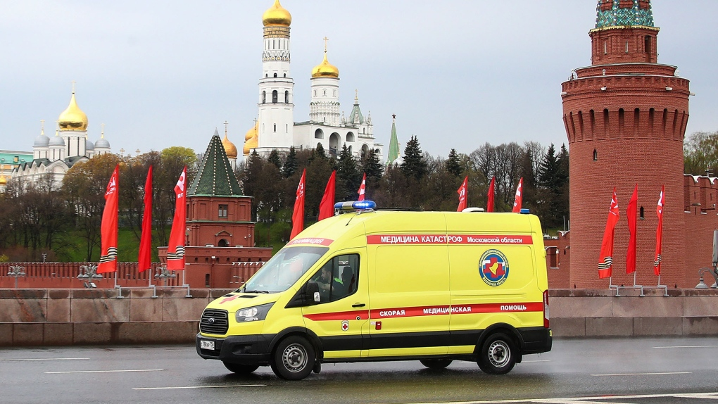 Three Russian healthcare workers die from window falls after coronavirus complaints
