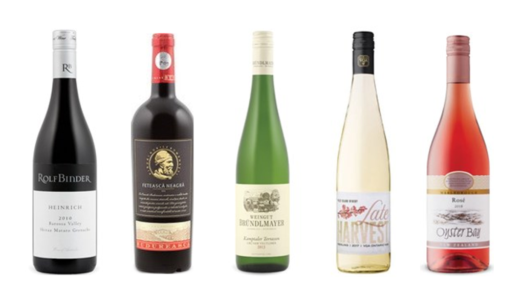 Natalie MacLean's Wines of the Week - May 4, 2020