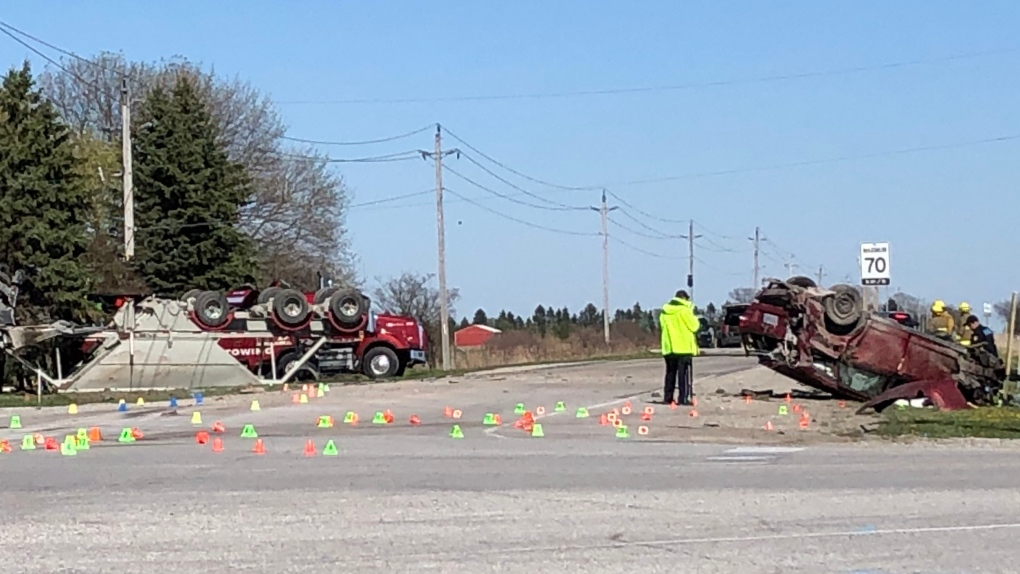 St. Clair Township fatal crash