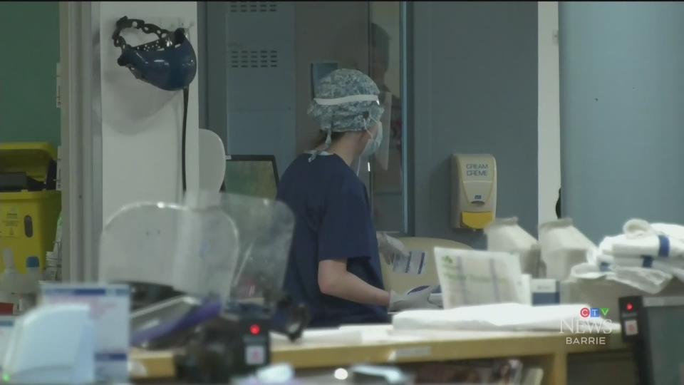 Pt. 1: Head inside RVH's ICU amid pandemic