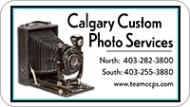 Calgary Custom Photo Services