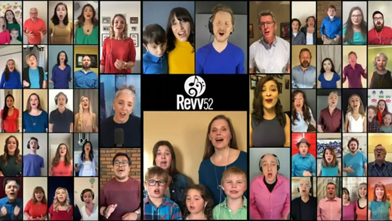 Revv52 choir