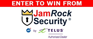 JamRock Security Giveaway Rotator