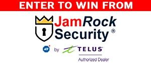 JamRock Security Giveaway Rotator