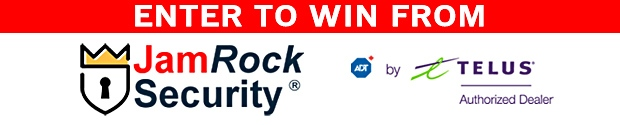 JamRock Security Giveaway Contest