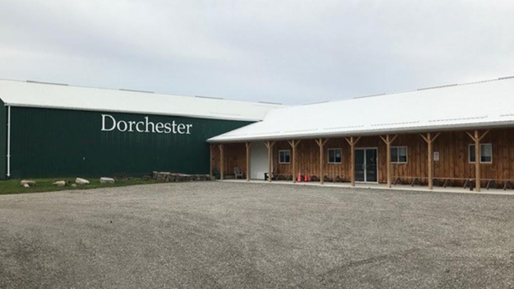 Dorchester Fairground