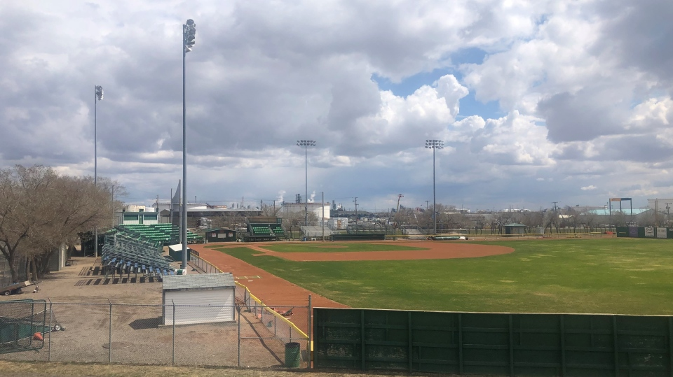 Currie Field - Regina Red Sox