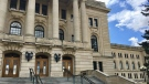 The Saskatchewan Legislative Building is seen in this file image. (Gareth Dillistone/CTV News)