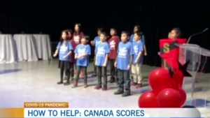 How to help, canada scores