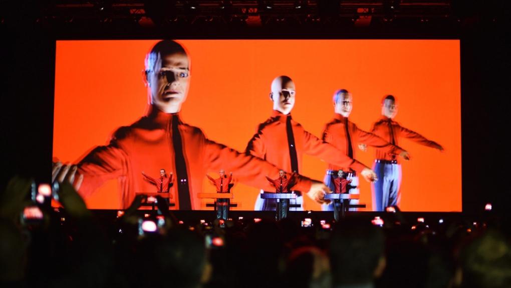 Kraftwerk co-founder Florian Schneider dead at 73