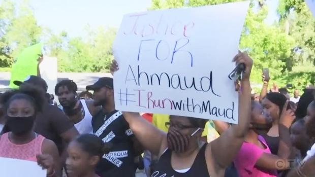 Ahmaud Arbery case: Family demands arrests 2 months after black jogger shot dead