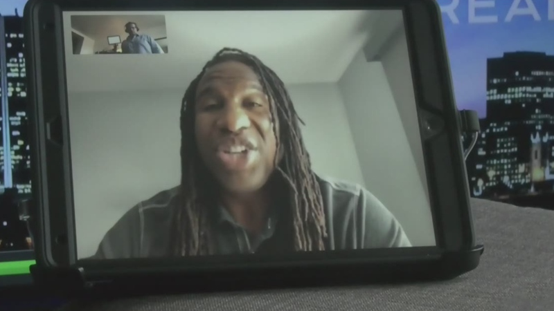 Georges Laraque recovers from COVID-19
