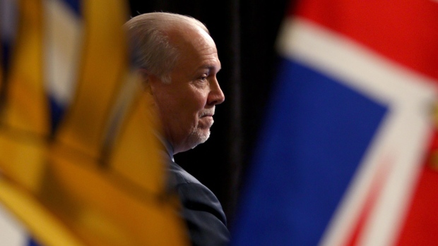 B.C.'s premier to answer questions about province's ongoing coronavirus response