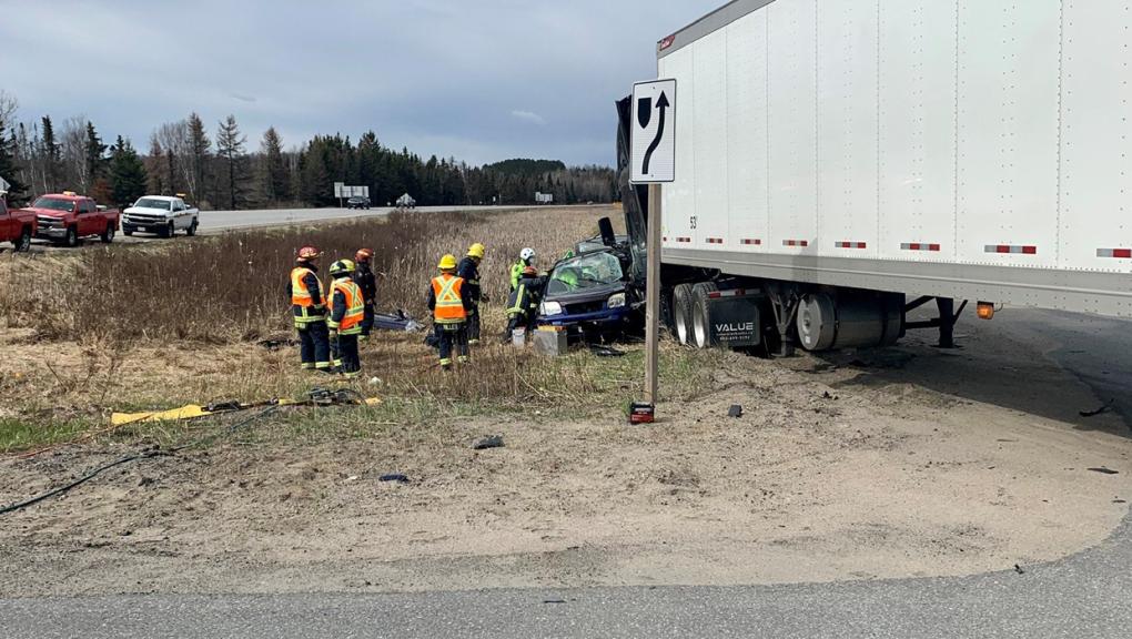 Huntsville collision