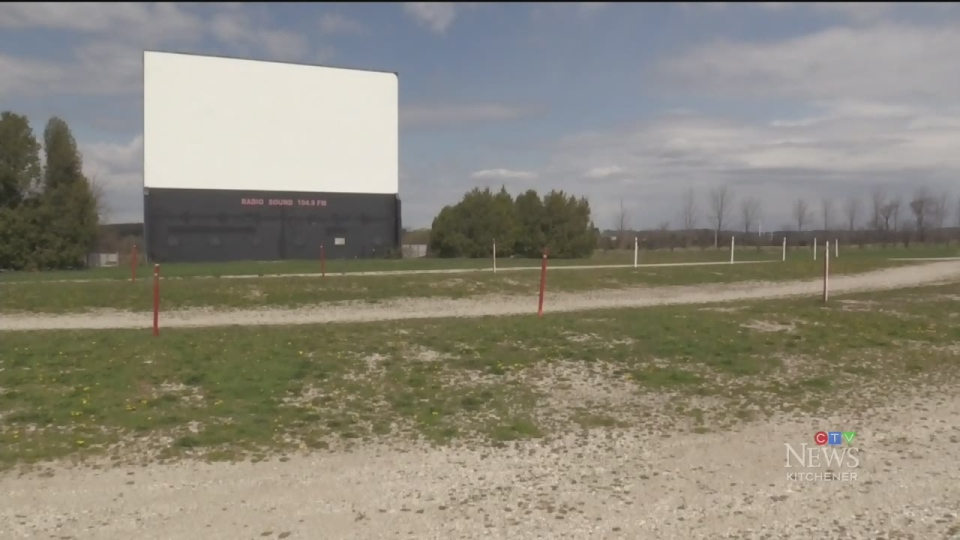 Drive-in owner writes letter to premier to re-open