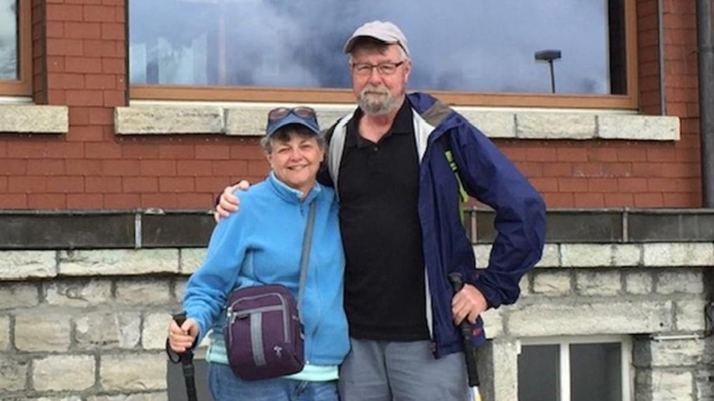 Frances and Bob Kyle