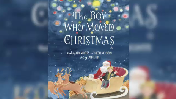 """The boy who moved Christmas"""