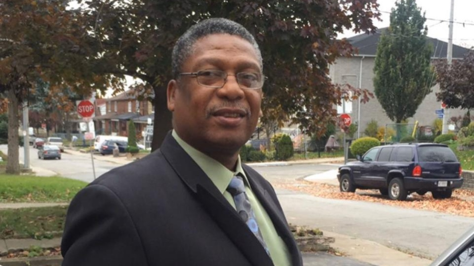 Leonard Rodriques, 61, who worked as a personal support worker in Toronto died of COVID-19 on May 6, 2020. (Unifor)