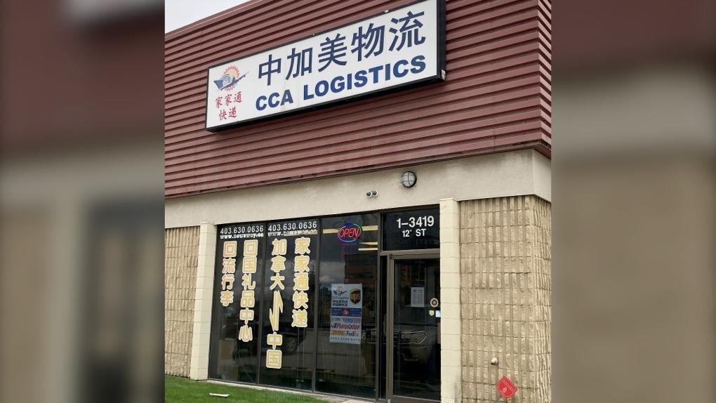CCA Logistics Calgary
